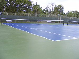 Tennis Courts Normandy Shores A