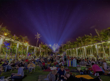 Citi Cinema Series at SoundScape Park