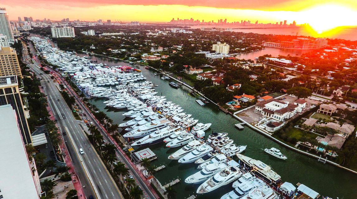 Miami Yacht Show Implements Sustainable Show Plan Two Years Ahead of Schedule