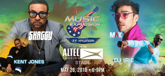 Concert Notice for MDW