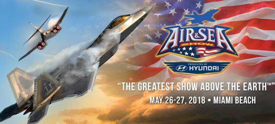 Info on Air & Sea Show