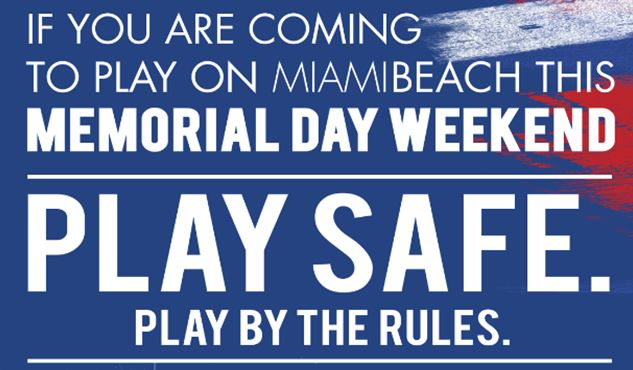 MDW rules notice