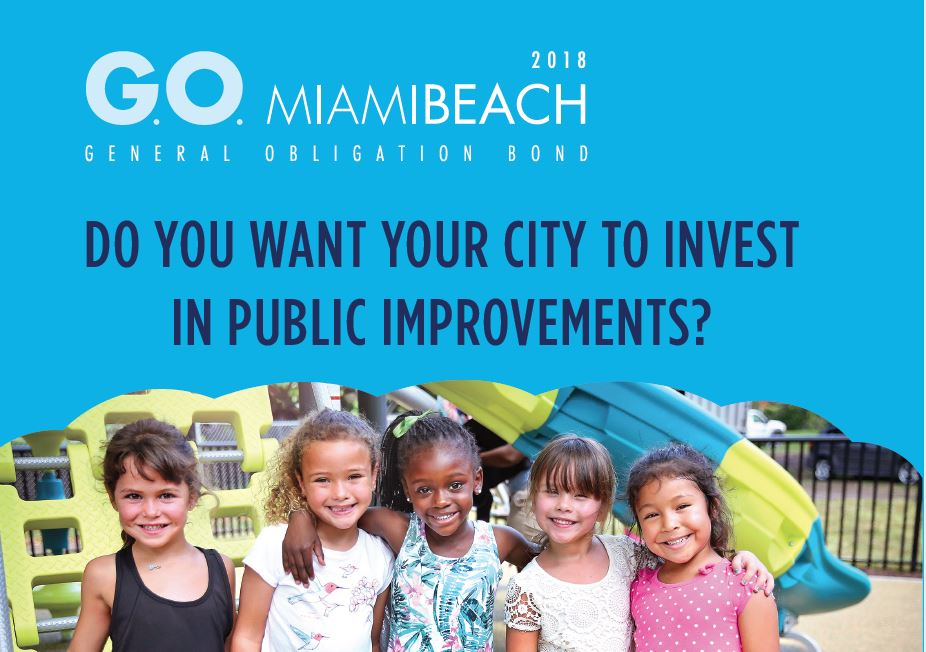 Miami Beach to Hold First Round of G.O. Bond Outreach Meetings