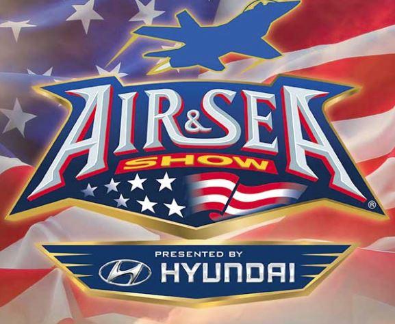 National Salute To America's Heroes – Hyundai Air & Sea Show