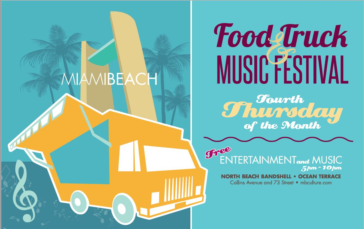 Food Truck and Music Festival