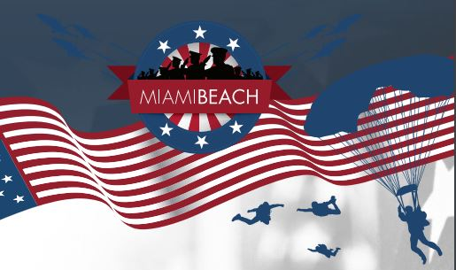 10th Annual Veterans Day Parade Presented by Miami Beach Medical Group