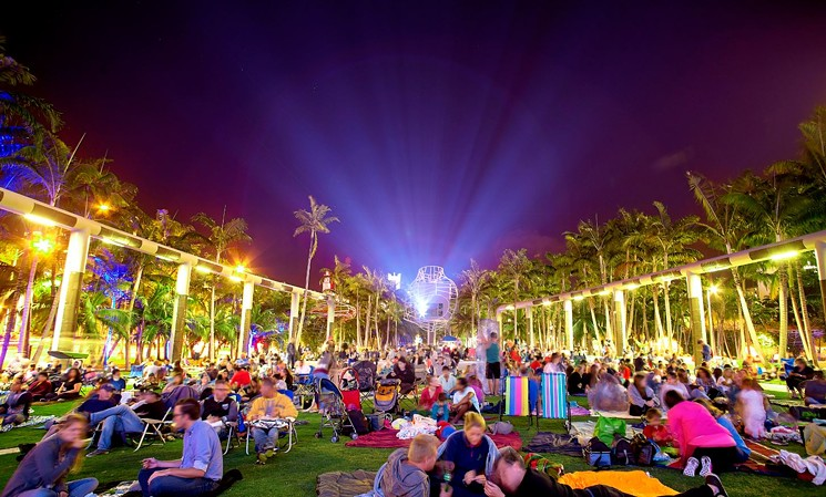 New Season of Free Films Under the Stars