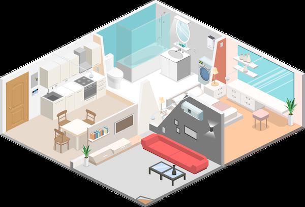 multifamily- Interior