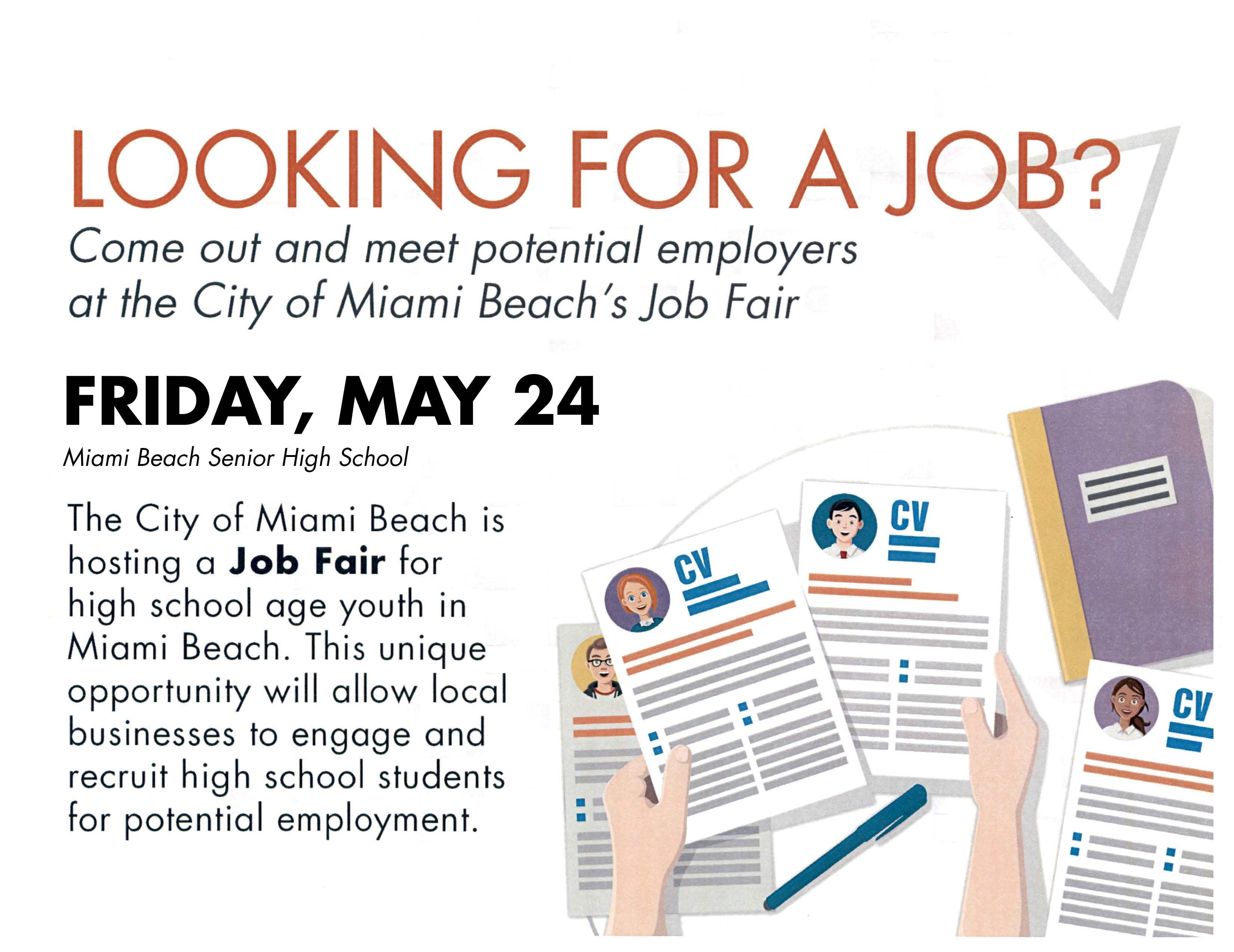 High School Job Fair