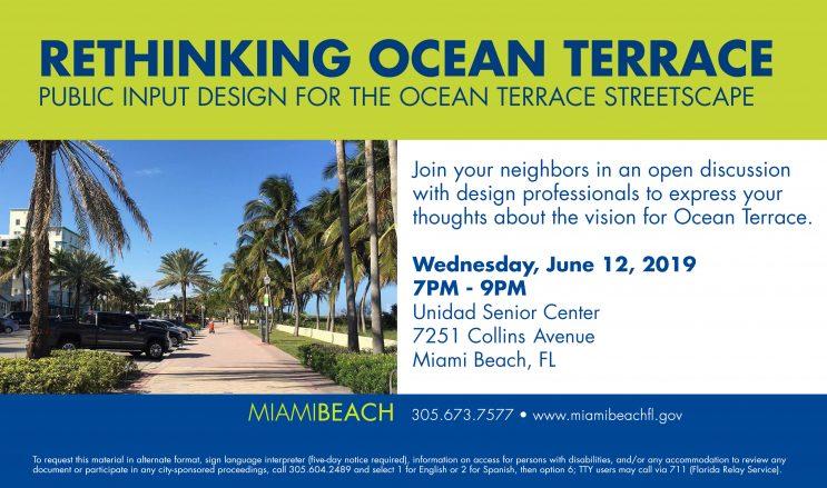 Rethinking Ocean Terrace