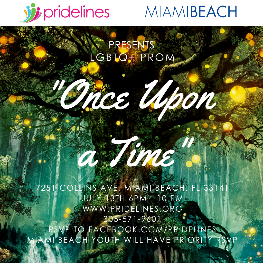 Miami Beach Invites Teens to a Prom with Pride