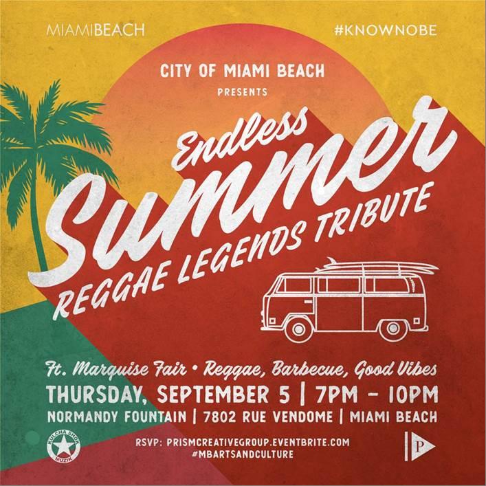 Endless Summer: Reggae Legends Tribute