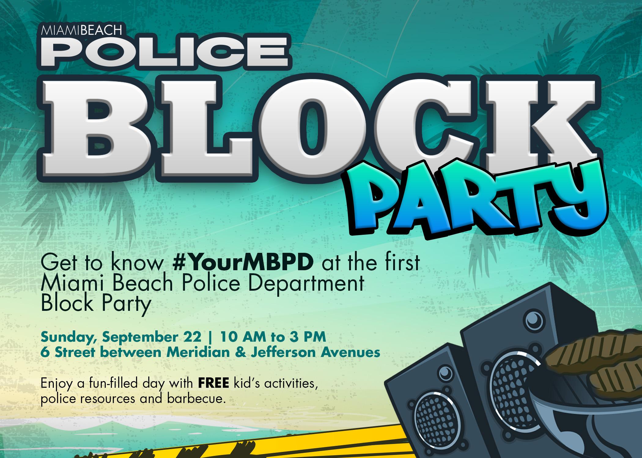 MBPD Block Party