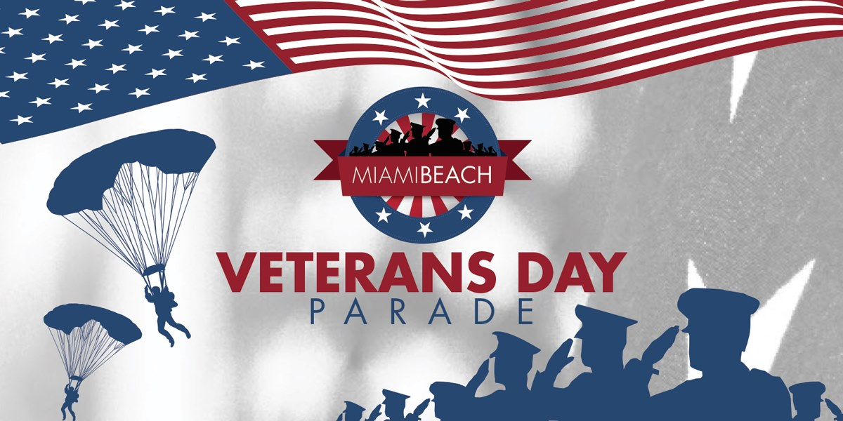Miami Beach Veterans Day Parade & Picnic