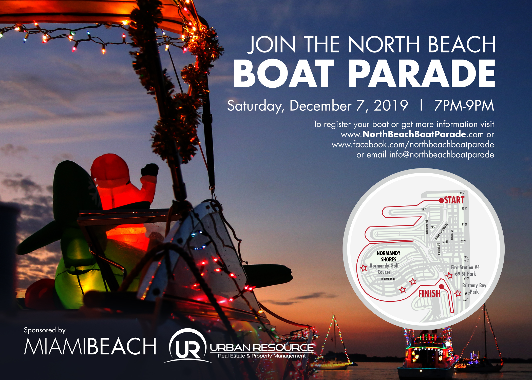 North Beach Boat Parade