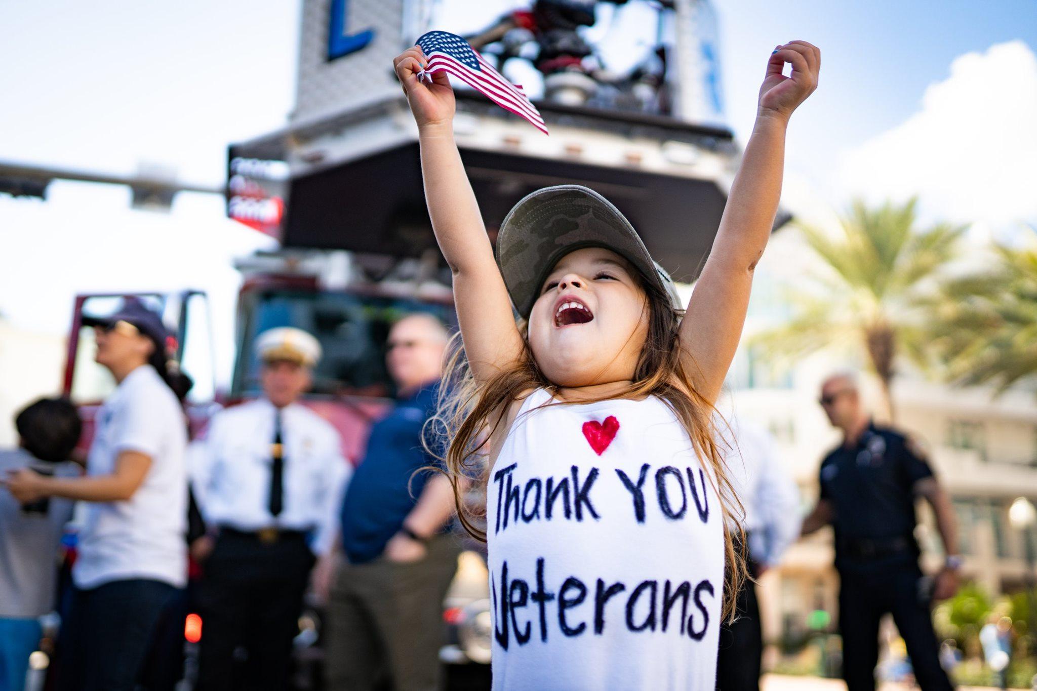12th Annual Miami Beach Veterans Day Celebration